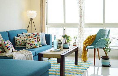 Home Decor Tricks To Brighten A Dark Room